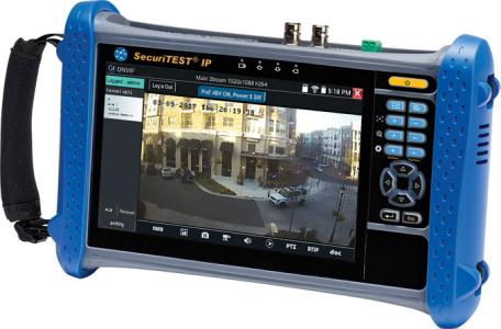 SecuriTest IP - CCTV tester