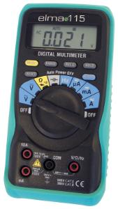 Elma 115 digitalmultimeter