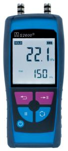 SYSTRONIK S2601. Manometer 0...±150 mbar