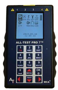 ALLTEST PRO ATP 7 motortester m MCA Basic single user SW