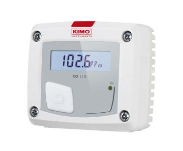 KIMO CO110-POS. Luftkvalitetstransmitter CO: 0..500ppm