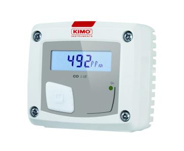 KIMO CO112-AOS. CO2-transmitter: 0...5000ppm.