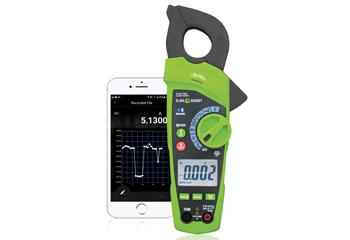 Elma 9200BT Sand RMS AC/DC tangamperemeter med Bluetooth